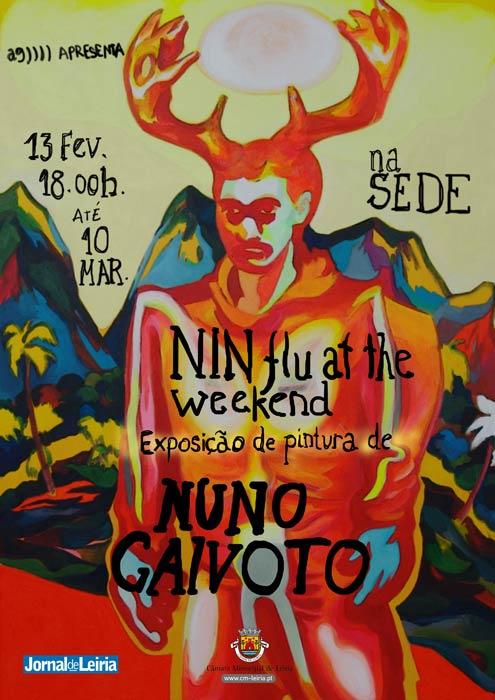 Nuno Gaivoto, NIN flu at the weekend.jpg