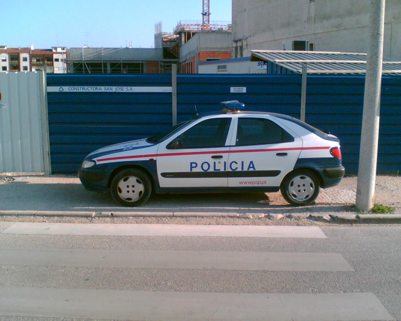 psp estacionado